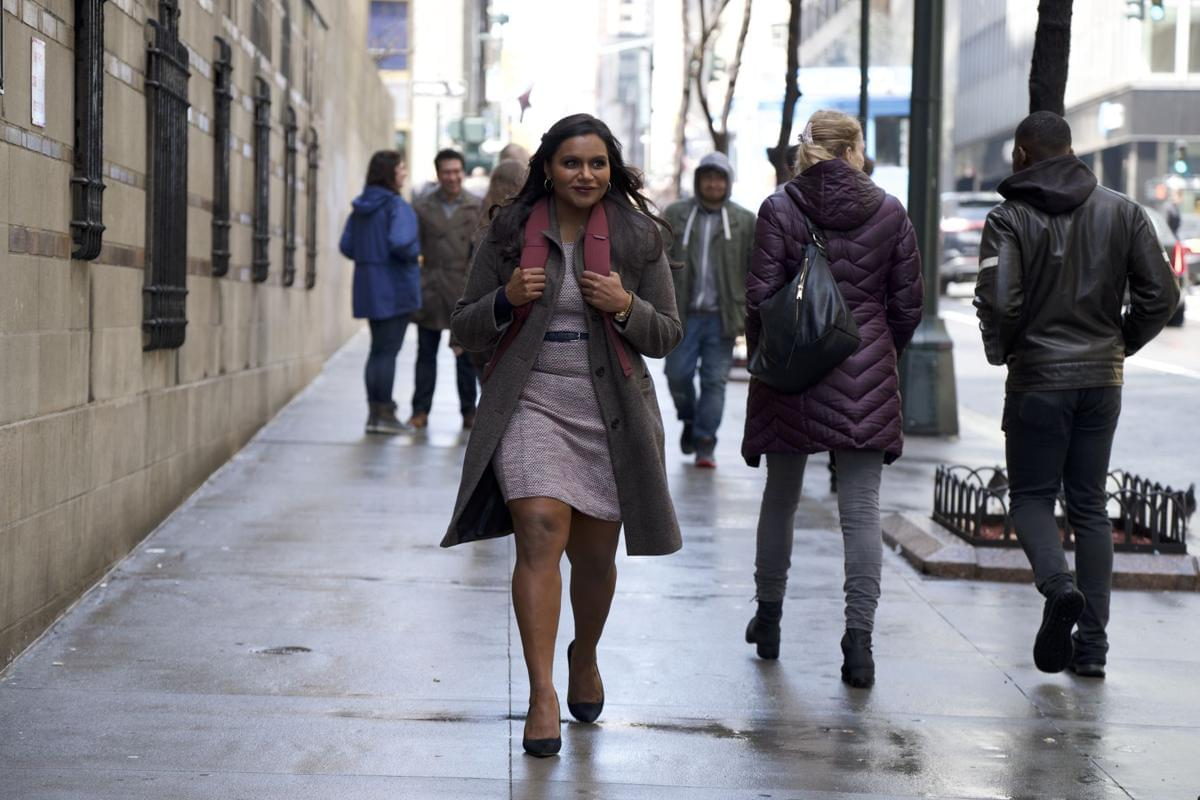 "Mindy Kaling with Bernie & Sid in the Moring, new movie ""Late Night"" opens Friday"