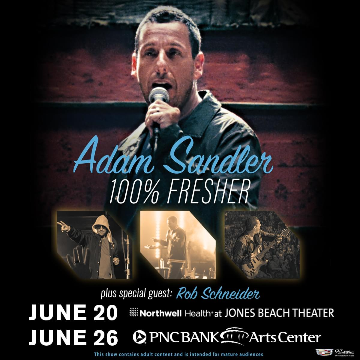 Win Tickets to See Adam Sandler Live!