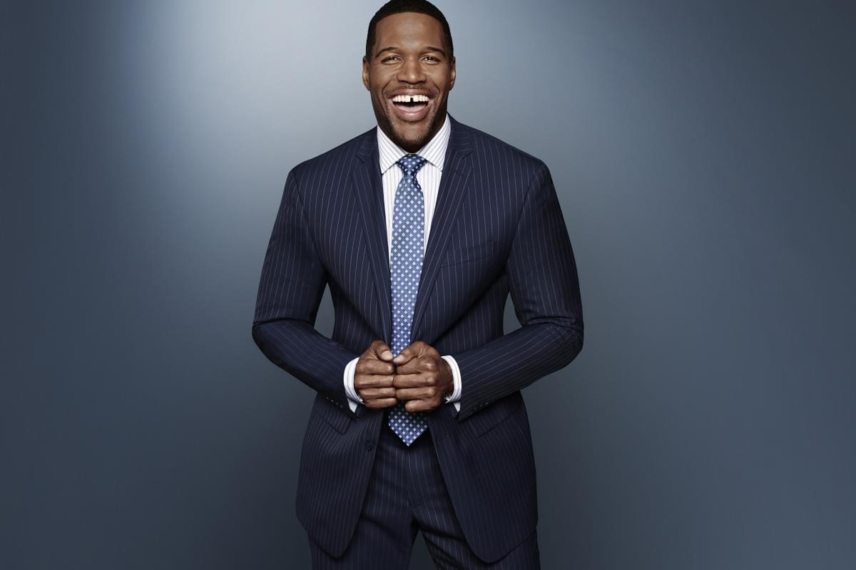NFL Hall of Famer Michael Strahan joins Bernie & Sid in the Morning