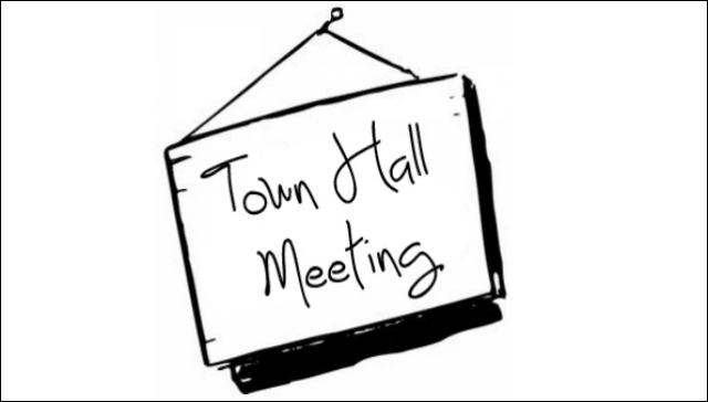 Radio 103.9 Town Hall Meeting