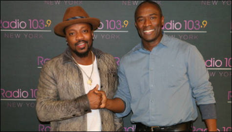 Video + Photos: Anthony Hamilton Interview and Listener Luncheon