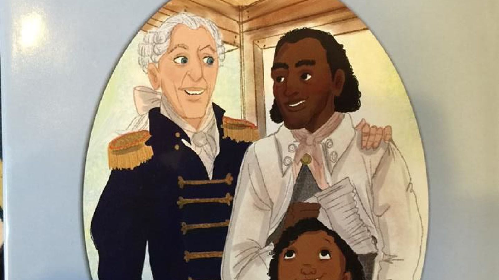 A Childrens Book About George Washington And His Slaves Is Getting