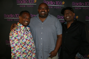 Kool & The Gang hang out with Marc Clarke! [Exclusive Video]