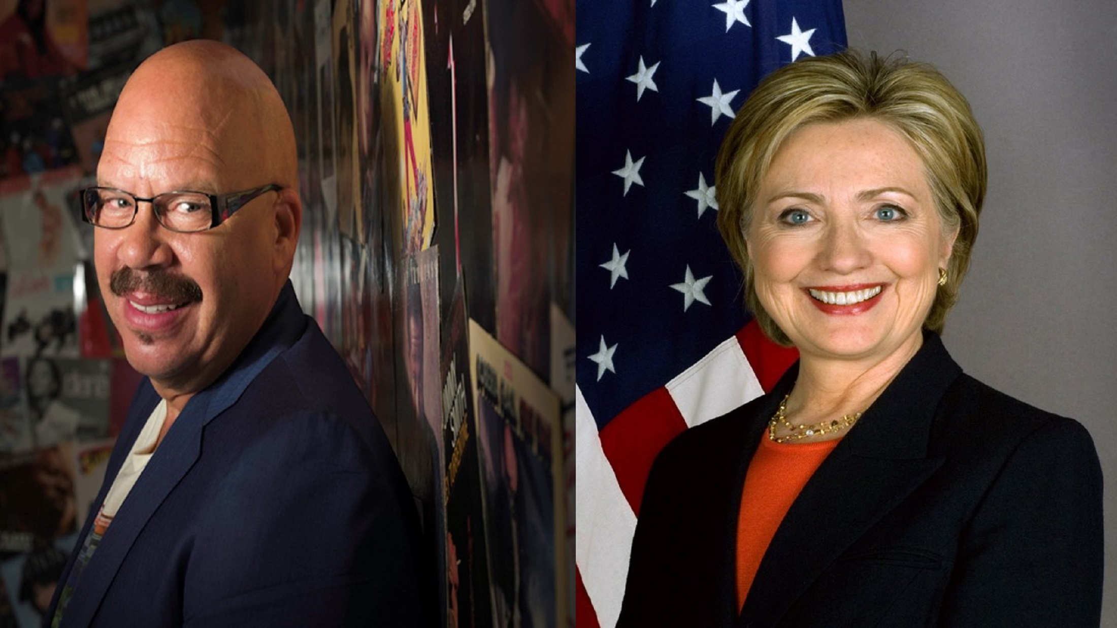 Hear Tom Joyner's Exclusive Interview With Hillary Clinton