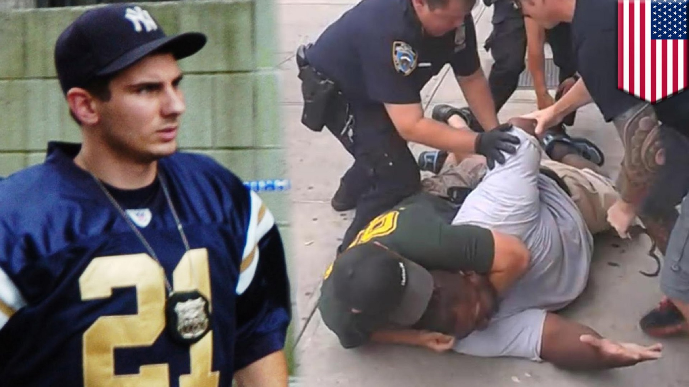 Cop Who Killed Eric Garner Receives Hefty Pay Increase On Desk Duty