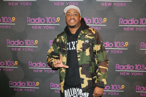 Raheem DeVaughn on Radio 103.9! [Exclusive Video]