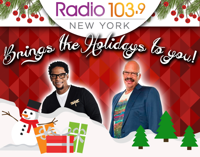 Radio 103.9 Brings the Holidays To You! [Exclusive Video]