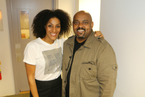 Sarah Jones joins Marc Clarke on Radio 103.9! [Exclusive Video]