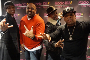 Bell Biv Devoe Meets Marc Clarke; Talks BET Mini-Series and More