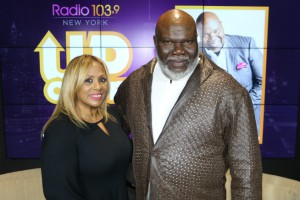 Bishop T.D. Jakes on Radio 103.9! [Exclusive Video]