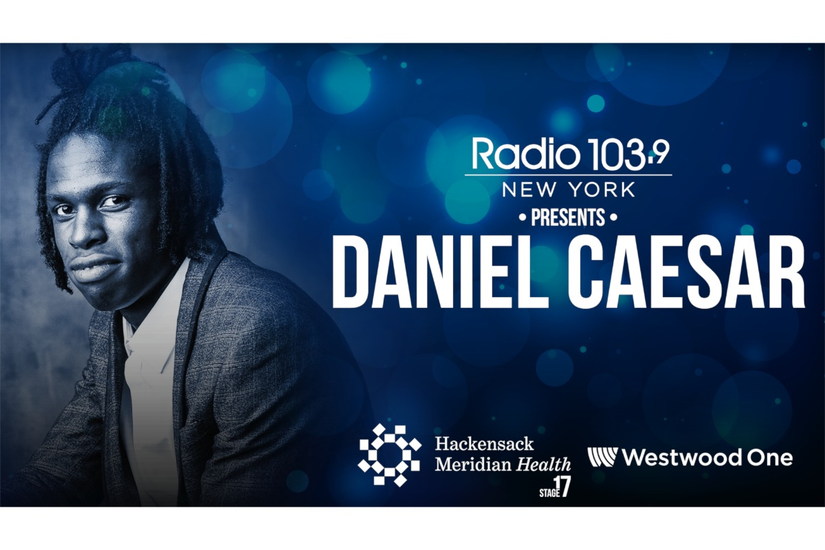 Daniel Caesar LIVE from HMH Stage 17! [Exclusive Video]