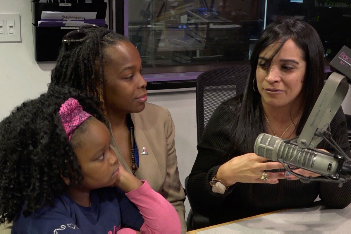 La Loca talks with the Ladies of Help for Bronx Blaze! [Exclusive Video]