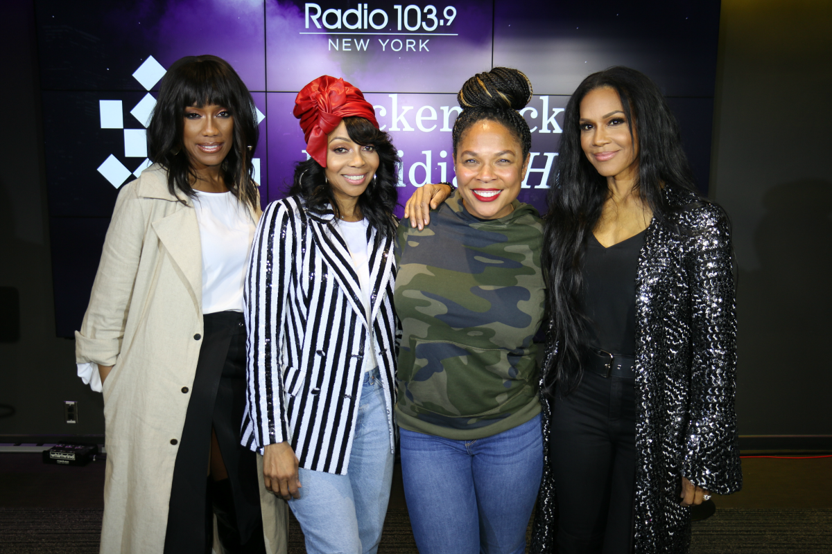 En Vogue LIVE from HMH Stage 17! [Exclusive Video]