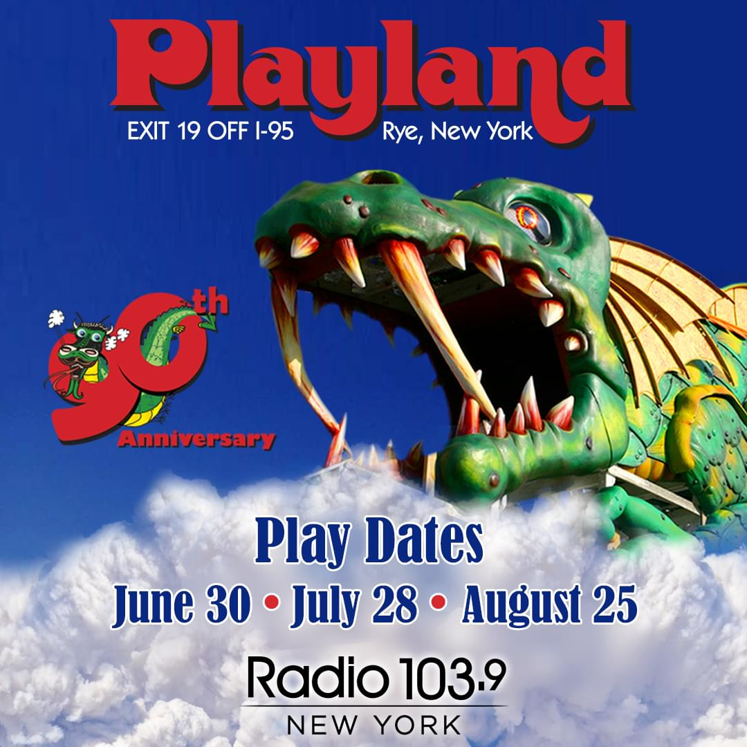 Win a Family 4-Pack of Tickets to Playland Park!