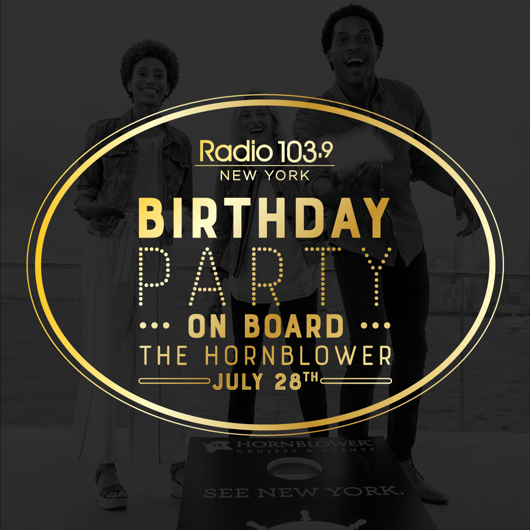 Win Tickets to the Radio 103.9 Birthday Party!