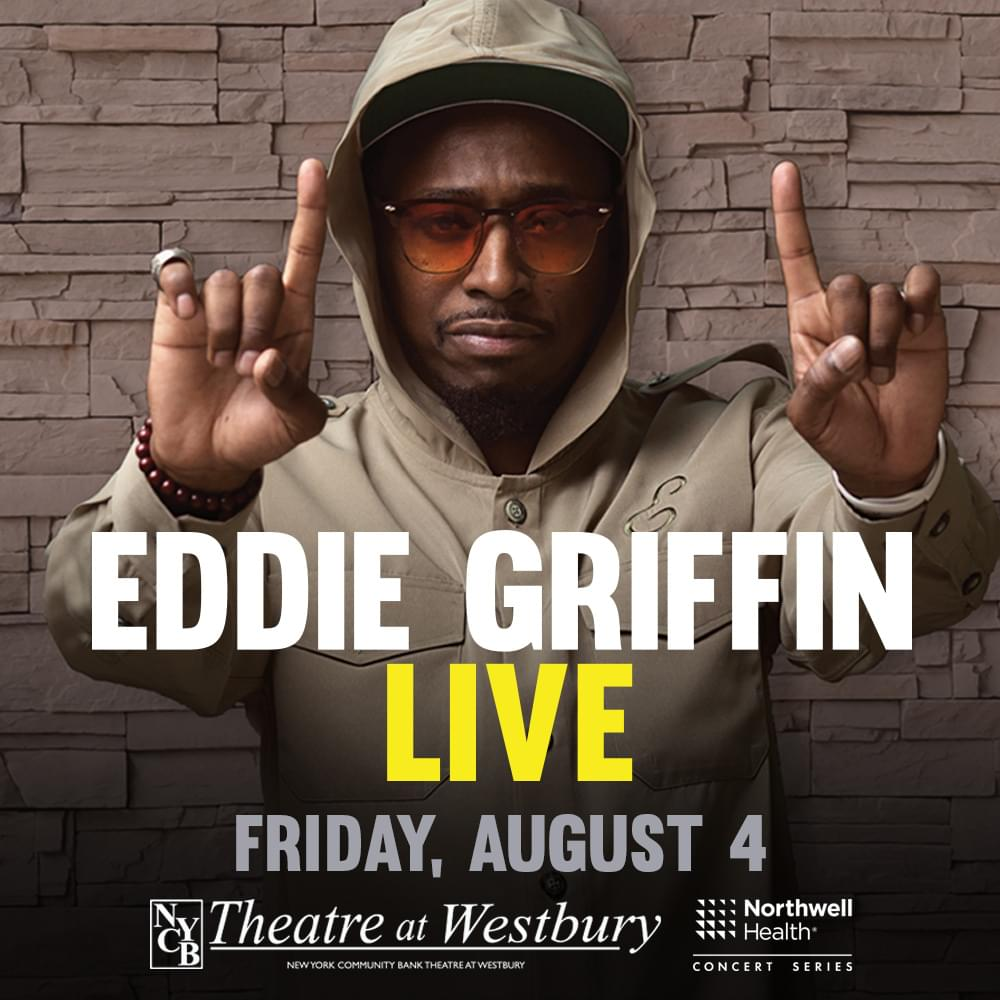 Win Tickets to See Eddie Griffin!