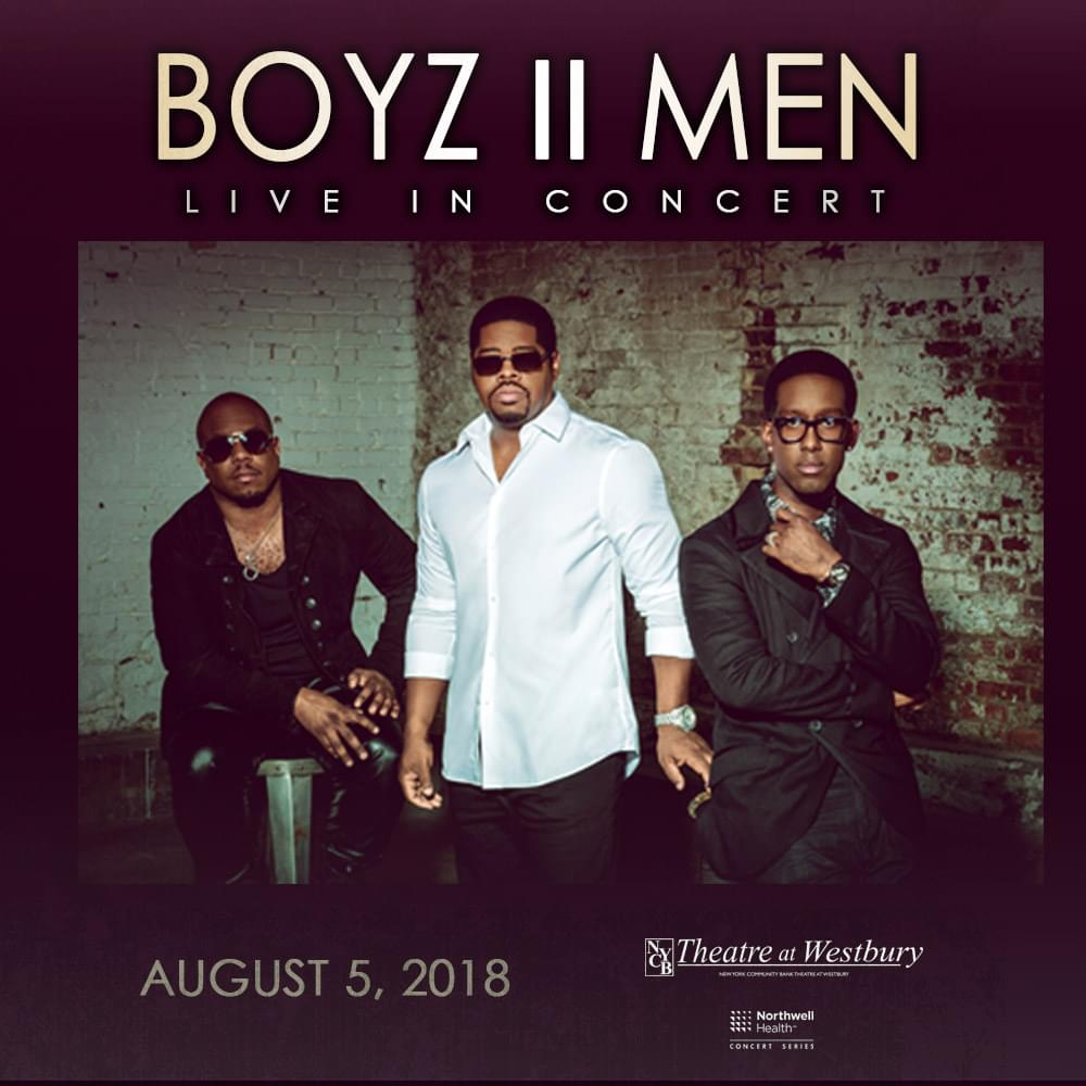 Win Tickets to See Boyz II Men!