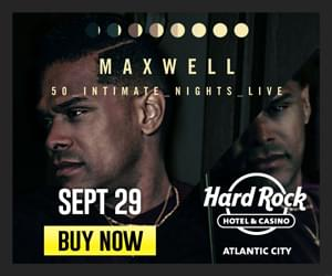 Win Tickets to See Maxwell!