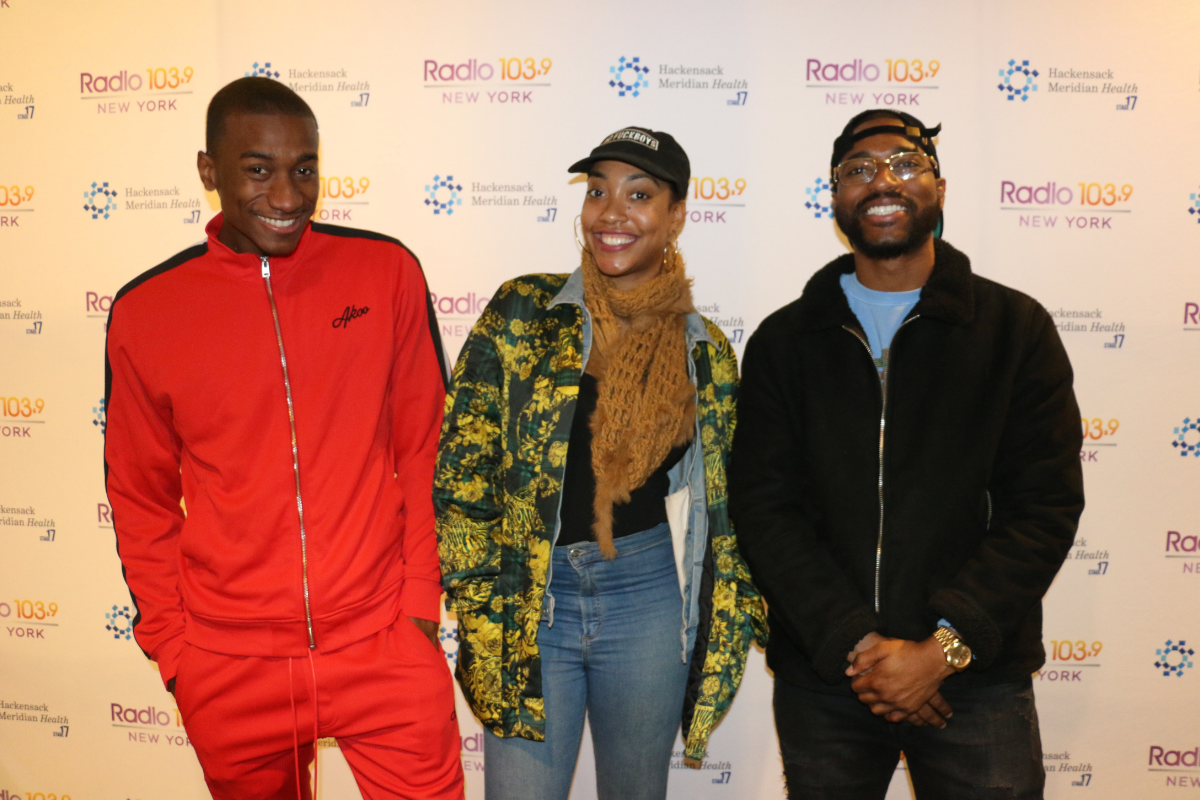 BET's Hustle in Brooklyn Live Interview [Exclusive Video]