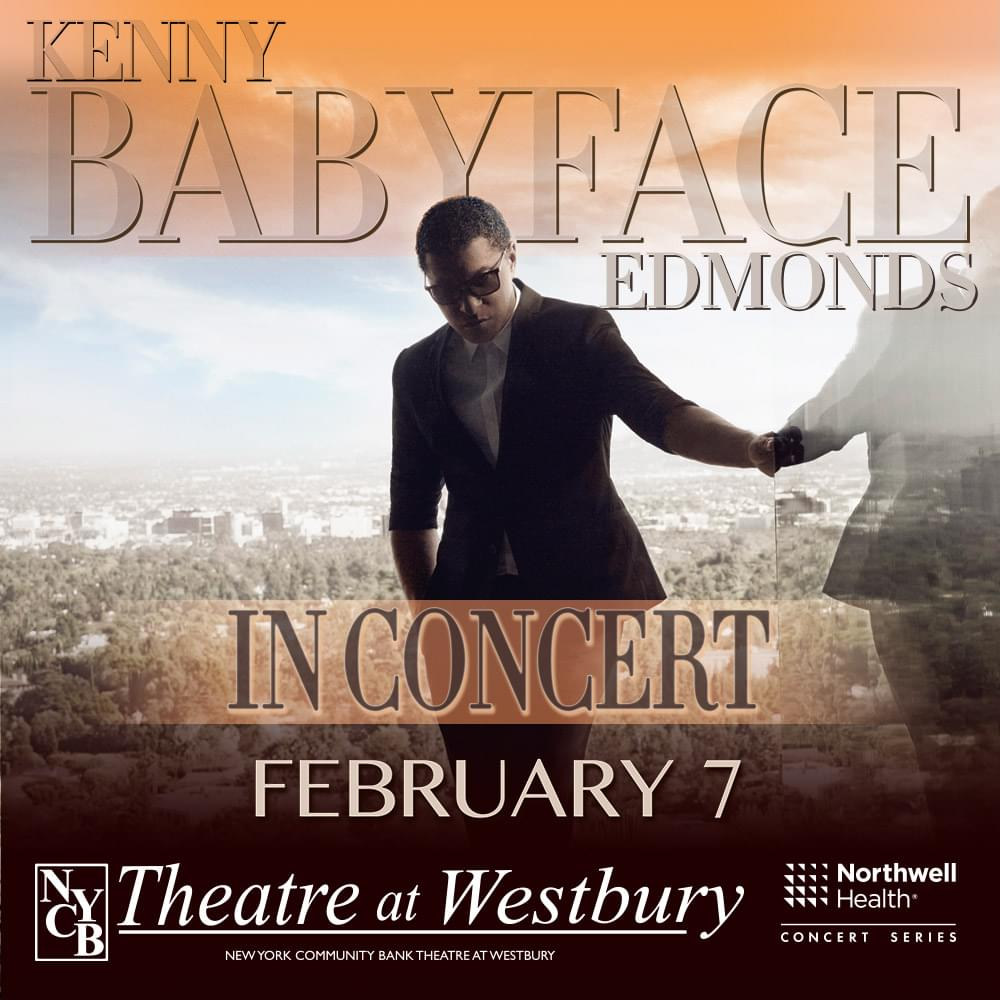 "Win Tickets to See Kenny ""Babyface"" Edmonds!"