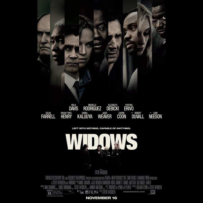 Win Passes to See Widows in Theaters!