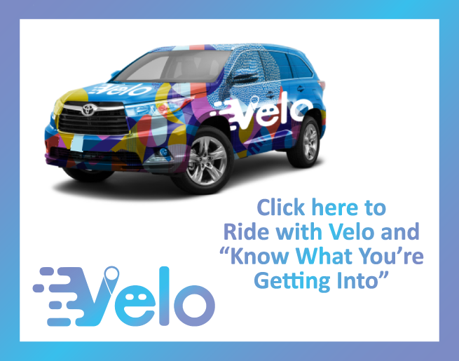 Win Round Trip Transportation on New Year's Eve With Ride Velo!