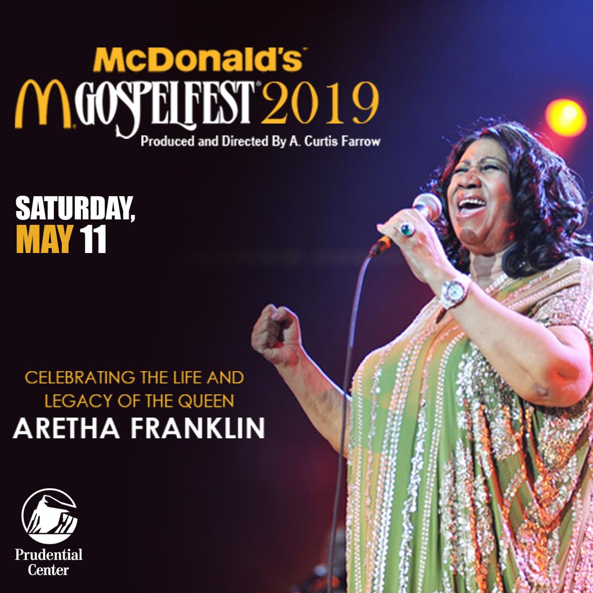 Win Tickets to McDonald's Gospelfest… Before You Can Buy Them!