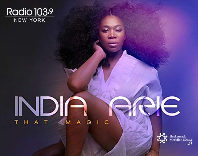 Win Your Way in to See India Arie!
