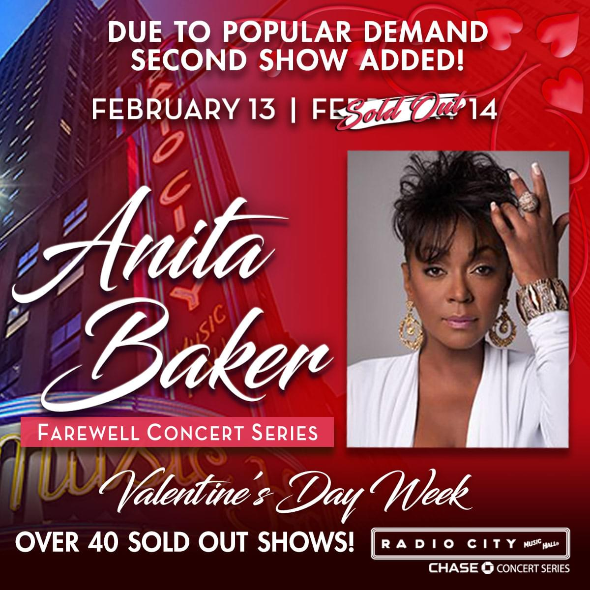 Win Tickets to See Anita Baker!