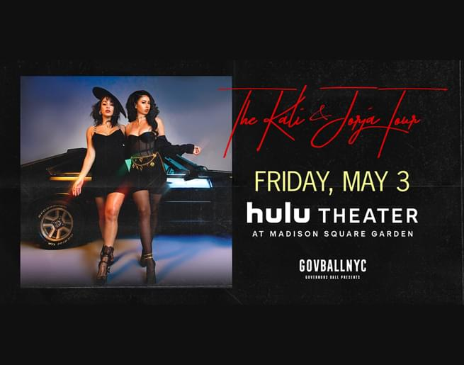 Win Your Way in to See Jorja Smith and Kali Uchis!
