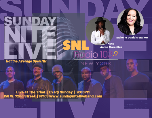 Win Tickets for Sunday Nite Live!