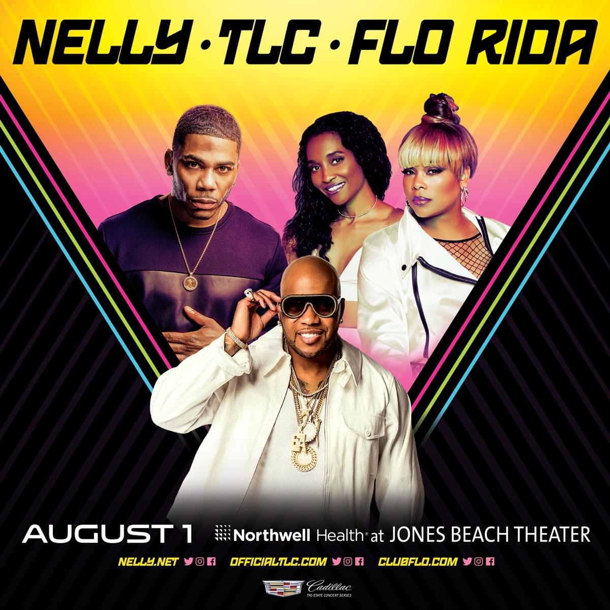 Win Tickets to See Nelly, TLC, and Flo Rida!
