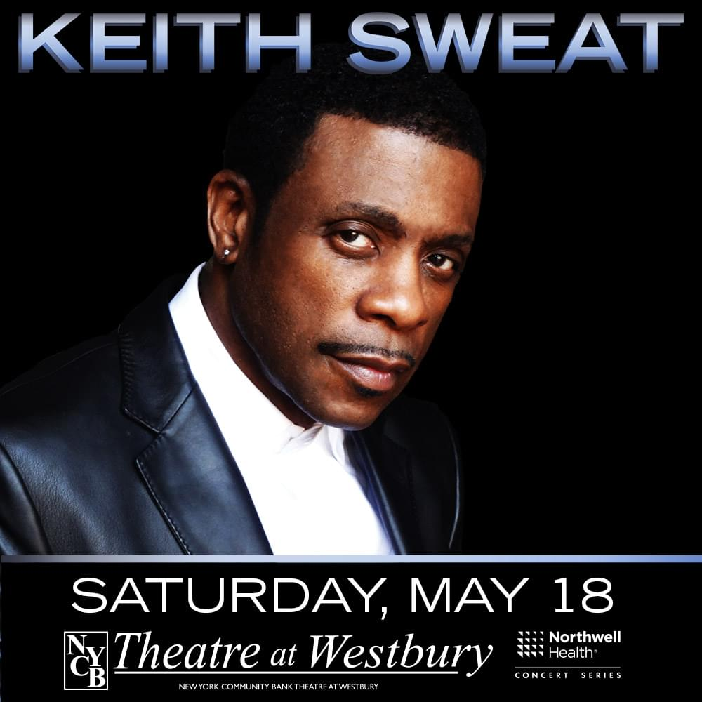 Win Tickets to See Keith Sweat!