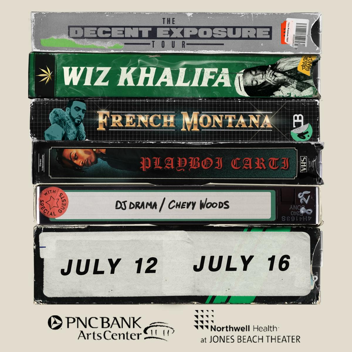 Win Tickets to Wiz Khalifa's The Decent Exposure Tour!
