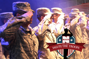 2015 NASH Salutes The Troops with Dan + Shay! [Exclusive Photo/Video]