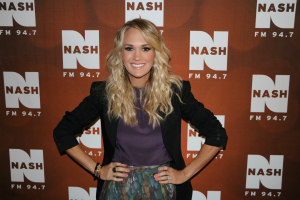 Carrie Underwood talks about her baby, new music and MUCH more! [Exclusive Video]