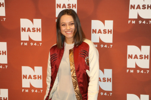Bailey Bryan performs on NASH FM 94.7! [Exclusive Video]