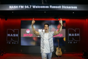 Russell Dickerson LIVE from Stage 17 [Exclusive Video/Photos]