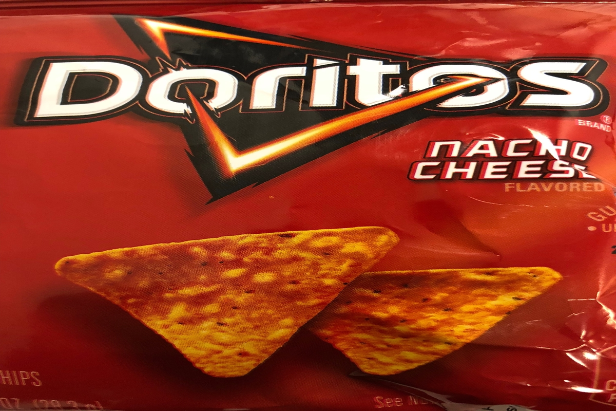 Doritos to make 'lady-friendly' chips that don't crunch