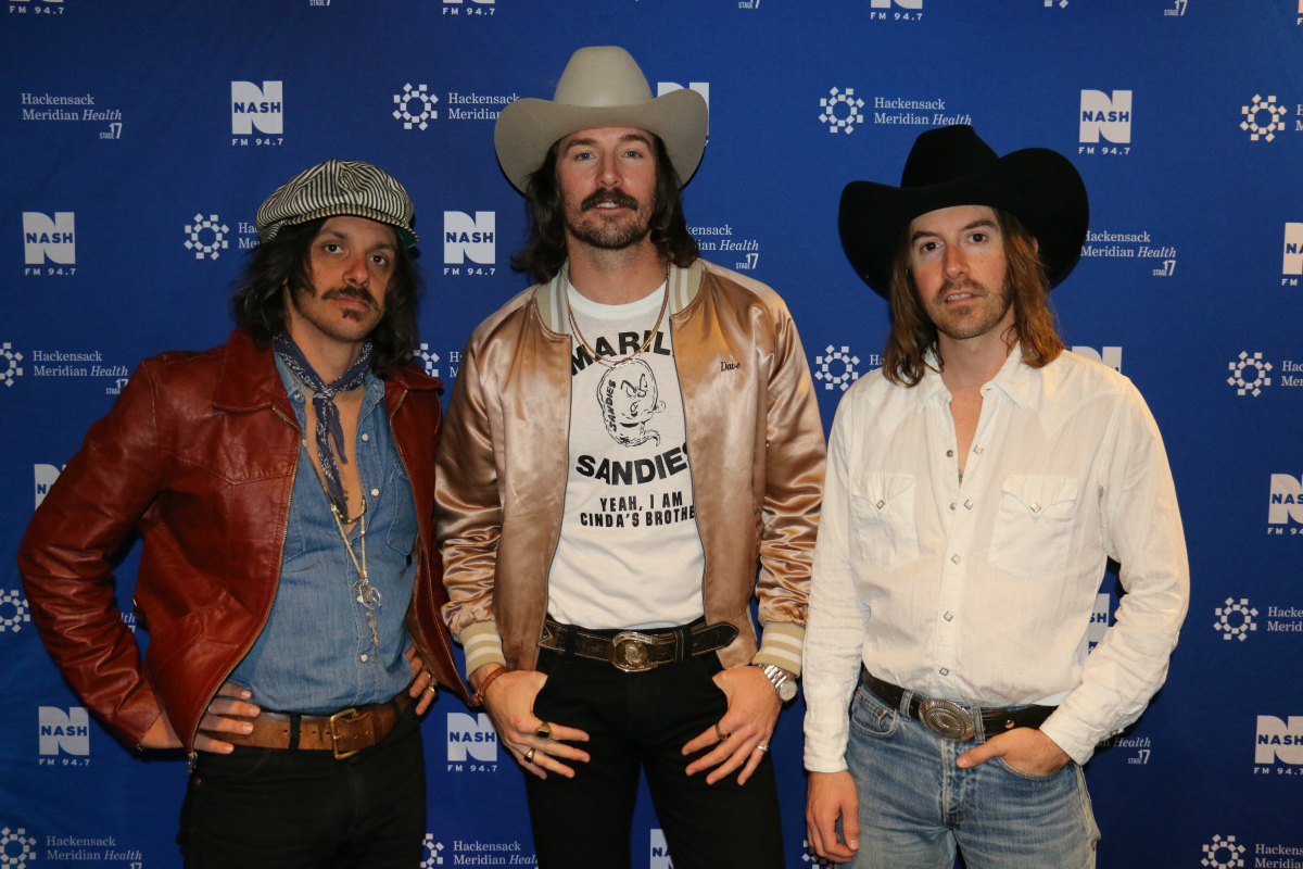 Midland LIVE from HMH Stage 17! [Exclusive Video]