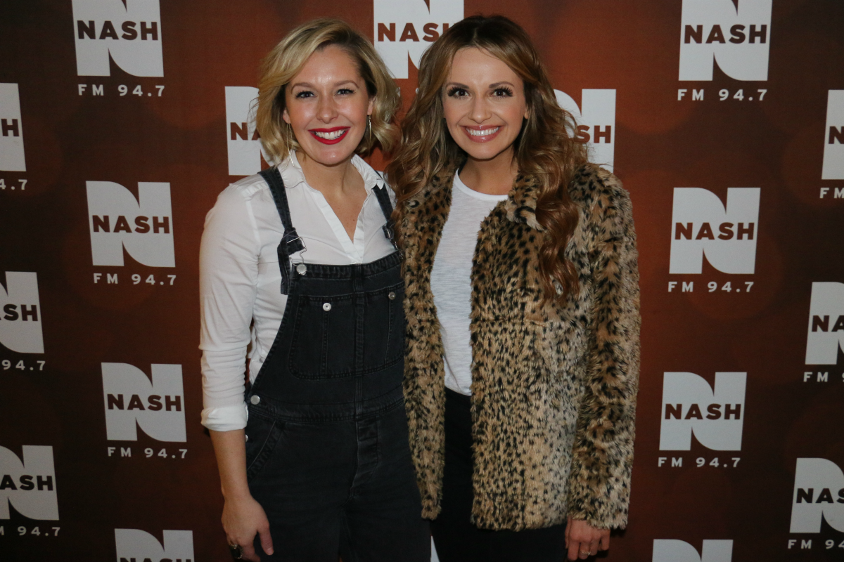 Carly Pearce and Katie Neal talk Valentine's Day! [Exclusive Video]