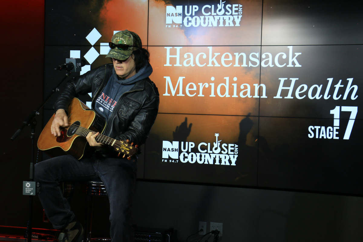 David Lee Murphy LIVE from HMH Stage 17! [Exclusive Video]