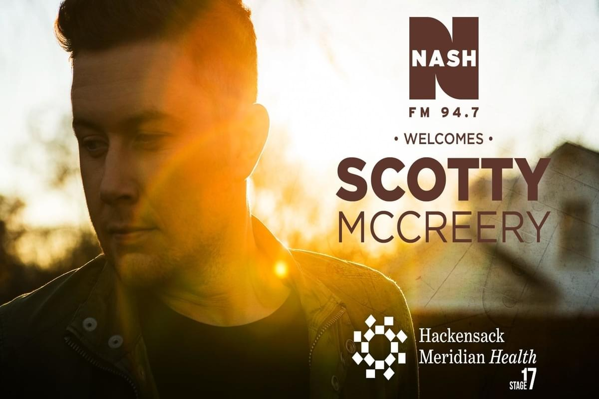 Scotty McCreery Answers Fans Questions LIVE from HMH Stage 17! [Exclusive Video]