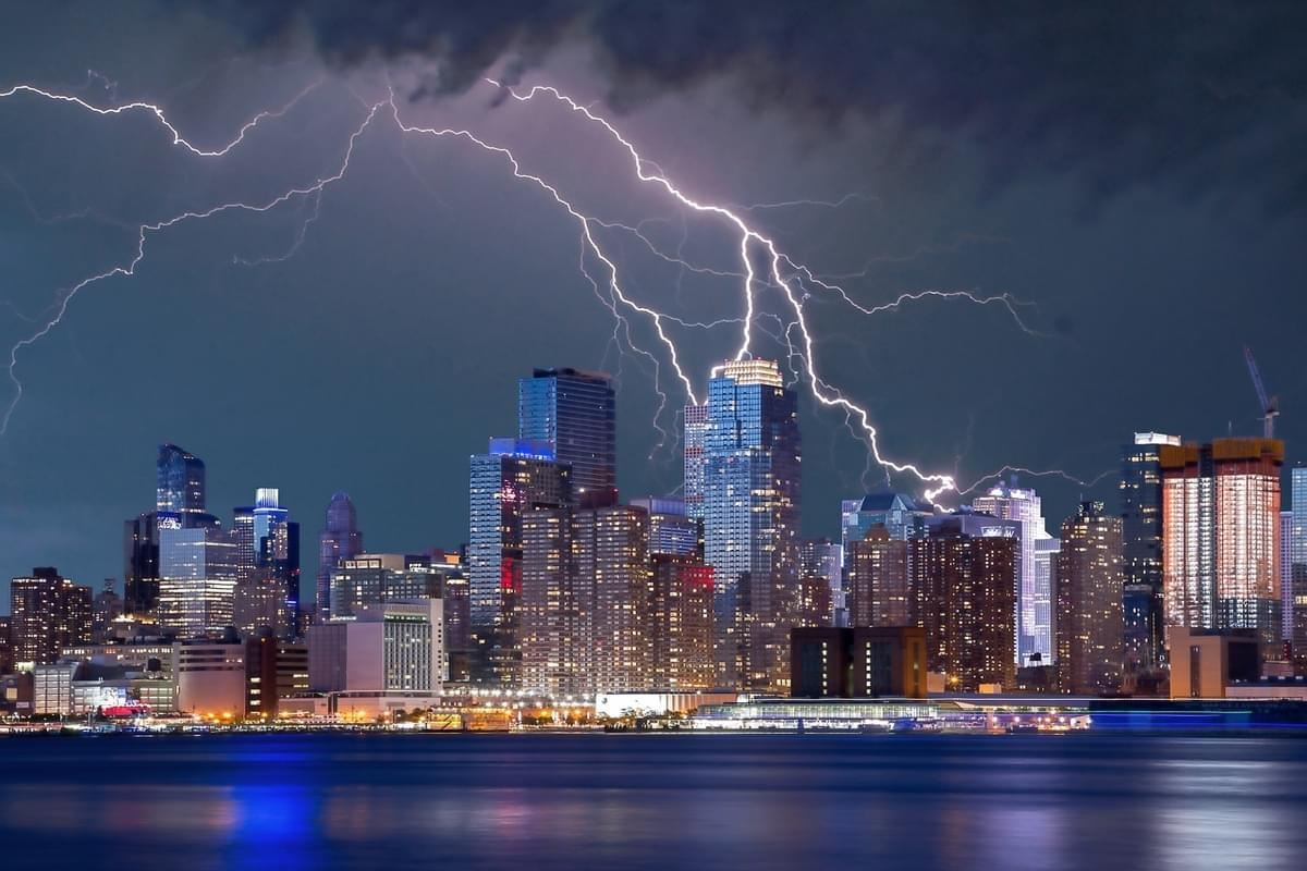 Rain, Thunderstorms, and Hail to hit the Tri-State this afternoon