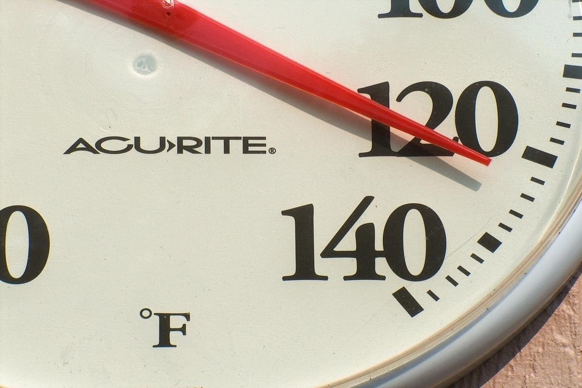 Some schools are close early Monday due to record breaking heat