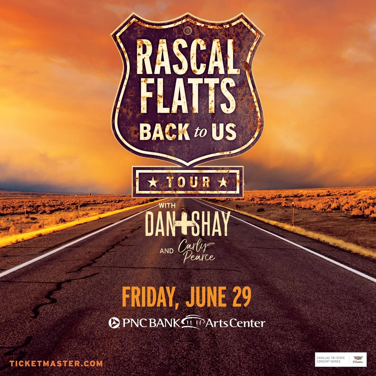 Win a Pair of Tickets and Meet & Greet Passes for Rascal Flatts!
