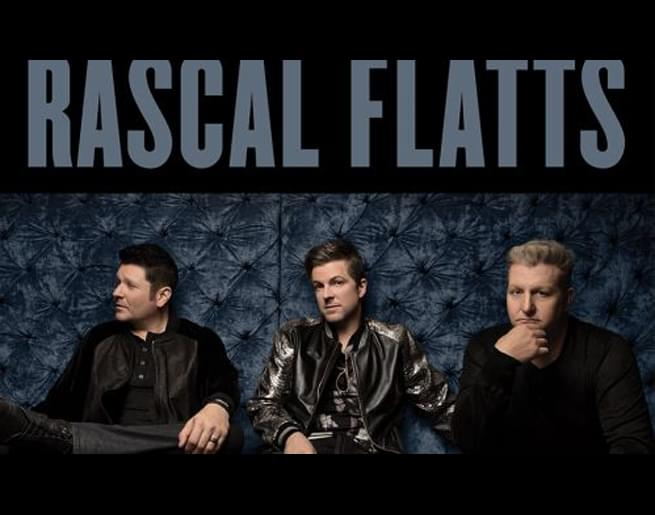 Win Tickets to See Rascal Flatts Perform at Hard Rock Live at Etess Arena!
