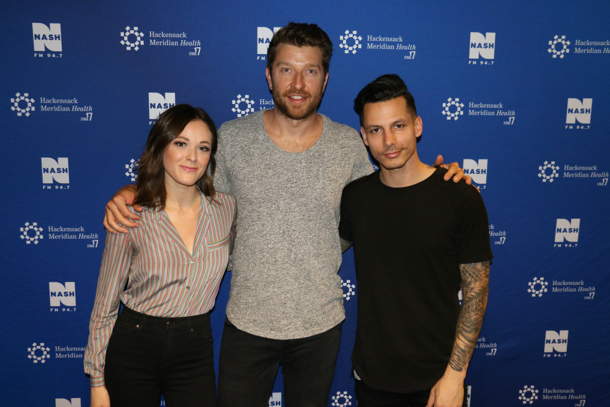 Up Close and Country with Brett Eldredge, Devin Dawson, and Jillian Jacqueline LIVE from HMH Stage 17! [Exclusive Video]