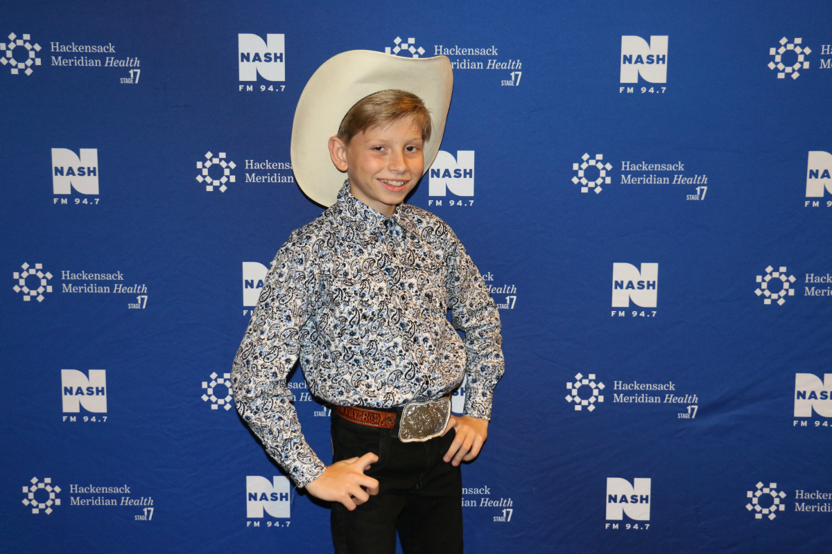 Up Close and Country with Mason Ramsey! [Exclusive Video]
