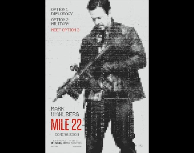 """Win Tickets to See """"Mile 22"""""""